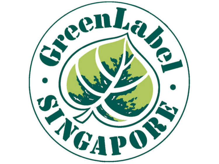 Reverte<small><sup>TM</sup></small>- Certified by Green Label Scheme Singapore