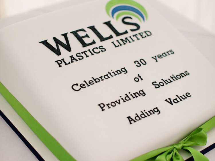 Wells Plastics 30th Birthday Celebrations